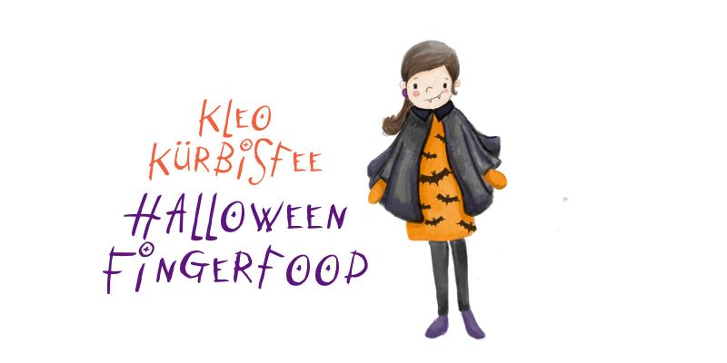 Kinderkochbuch mit Geschichte zum Vorlesen 22 Rezepte von Wilma Wochenwurm Halloween