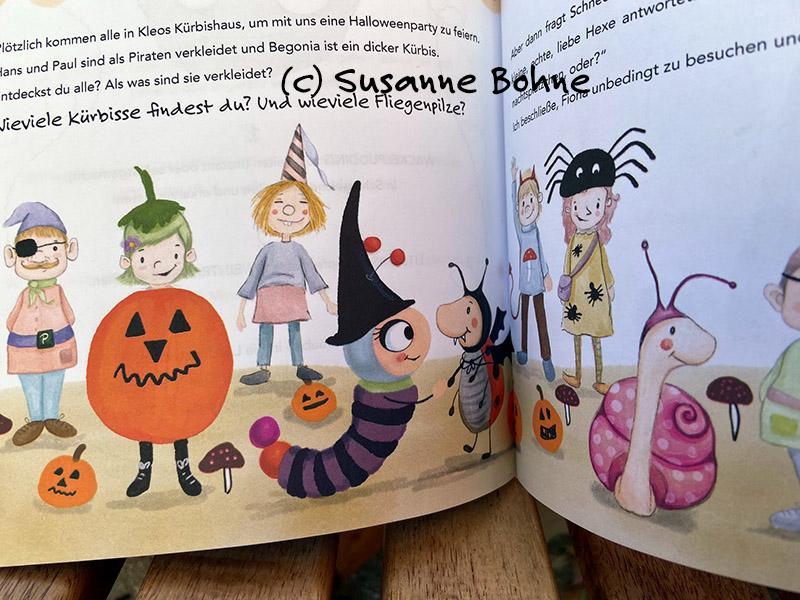 Kinderkochbuch von Wilma Wochenwurm