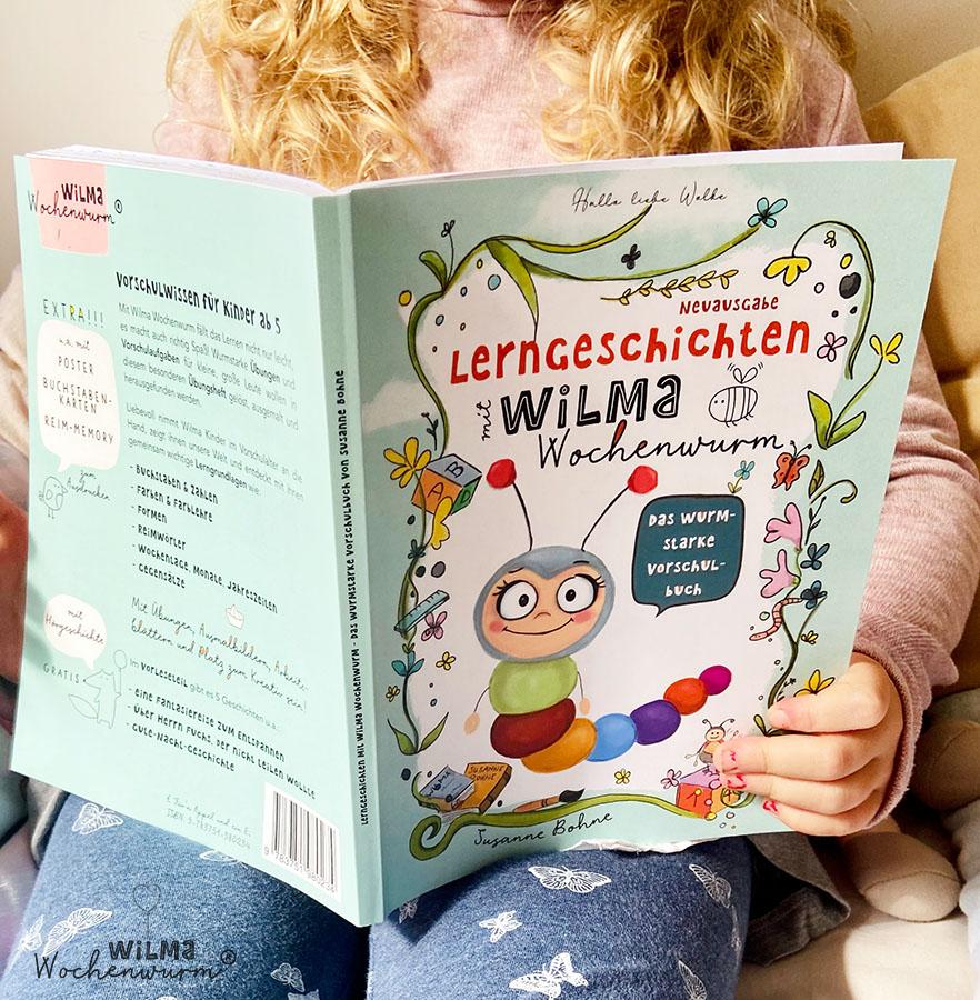 Lerngeschichten-mit-Wilma-Wochenwurm-Vorschulwissen-