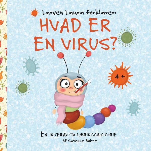 Wilma Wochenwurm erklärt Virus und Co Dänisch