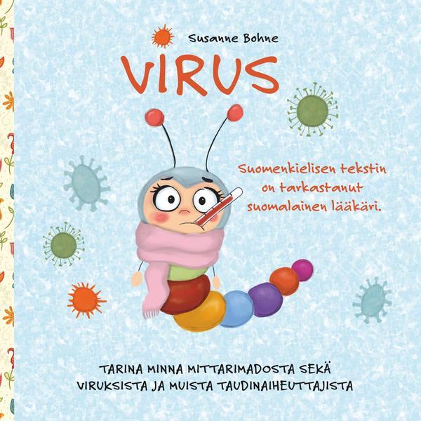 Wilma Wochenwurm erklärt Virus und Co Finnisch
