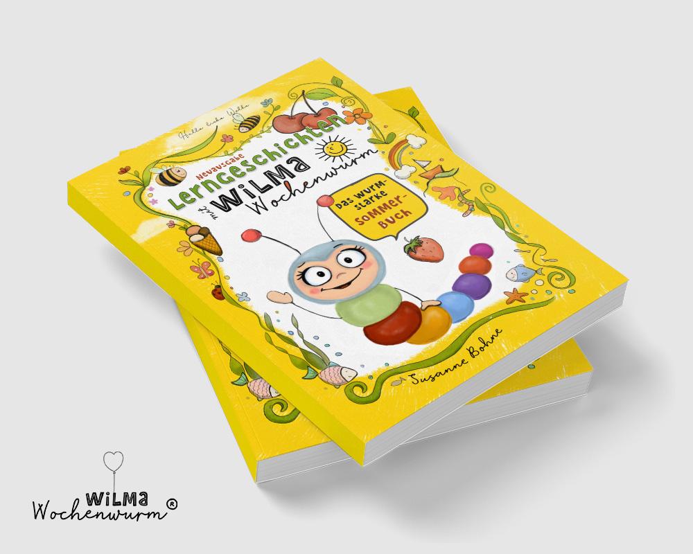 Lerngeschichten mit Wilma Wochenwurm Sommer