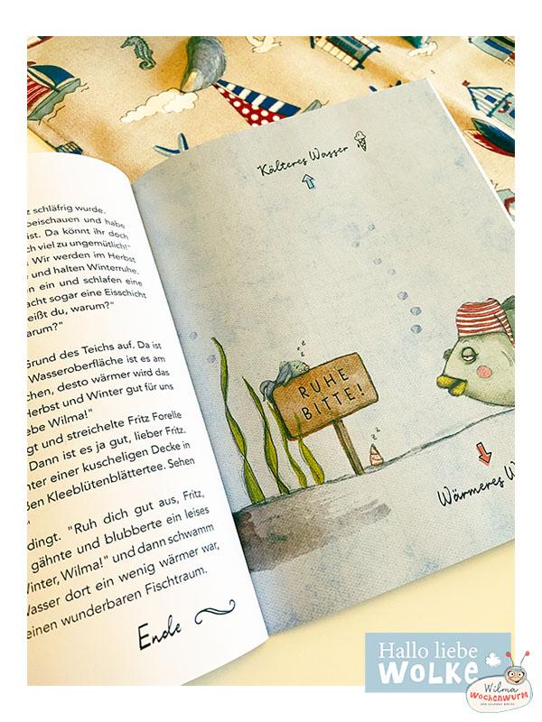 Wilma Wochenwurm Herbst Lerngeschichten mit Wilma Wochenwurm neue Geschichten im Herbst für Kinder ab 4 Jahren in Kita Kindergarten und Vorschule Lernheft Winterschlaf Tiere Herbstgeschichten